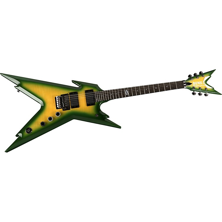 DeanRazorback 255 Dimeslime Electric Guitar