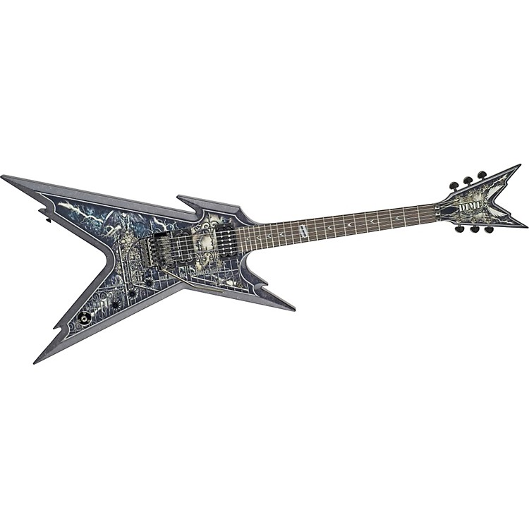 Dean Razorback Cemetery Gates Electric Guitar