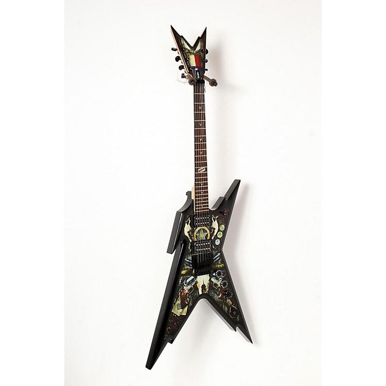 DeanRazorback Dimebag Lone Star Electric GuitarCustom Graphic888365836966