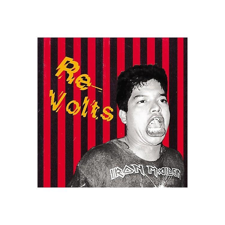 AllianceRe-Volts - Re-Volts (Halloween Orange Vinyl)