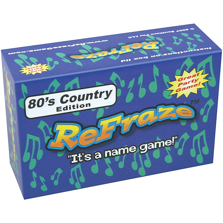 TalicorReFraze 80's Country Edition