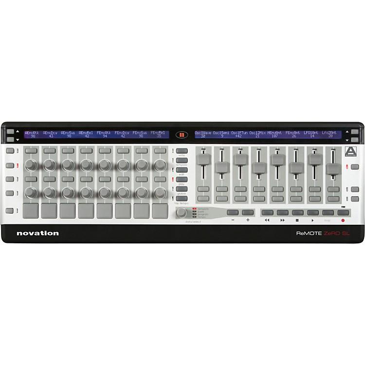 NovationReMOTE Zero SL MIDI Controller