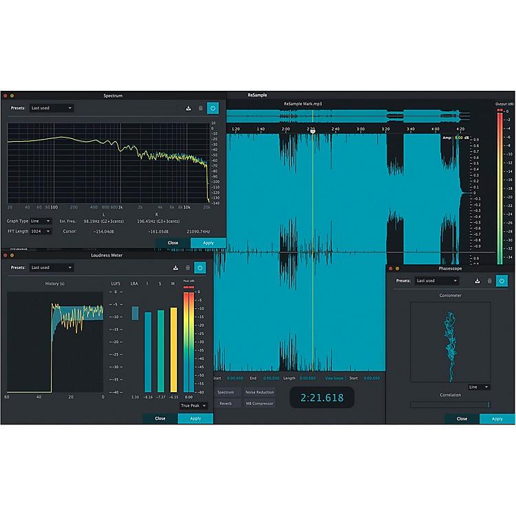 2nd SenseReSample Audio Analyzer (Download)