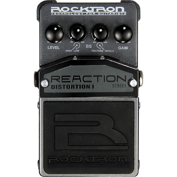 RocktronReaction Distortion I Guitar Effects Pedal