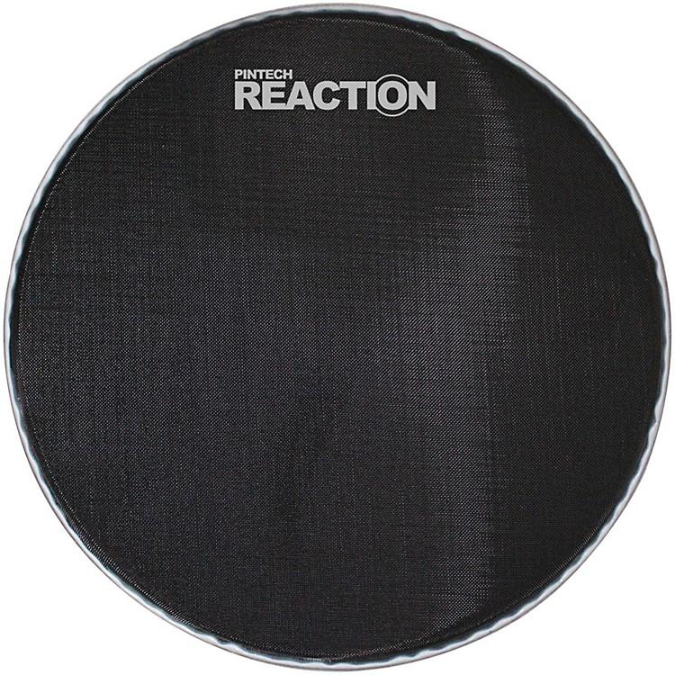 PintechReaction Series Mesh Bass Drum Head18 in.Black