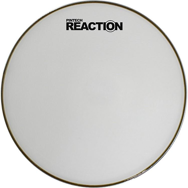 PintechReaction Series Mesh Bass Drum Head18 in.White