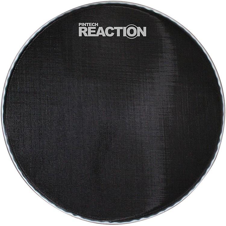 PintechReaction Series Mesh Bass Drum Head26 in.Black