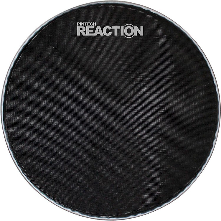 Pintech Reaction Series Mesh Head 16 in. Black