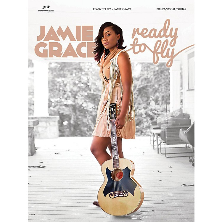 Brentwood-BensonReady To Fly - Jamie Grace for Piano/Vocal/Guitar