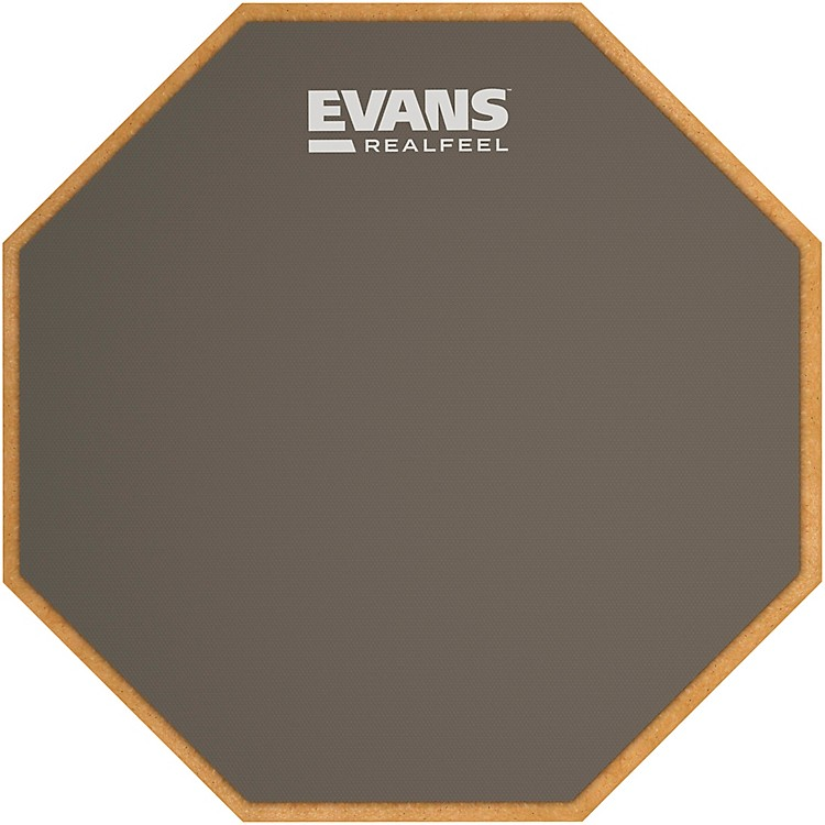 EvansRealFeel Practice Pad6 in.