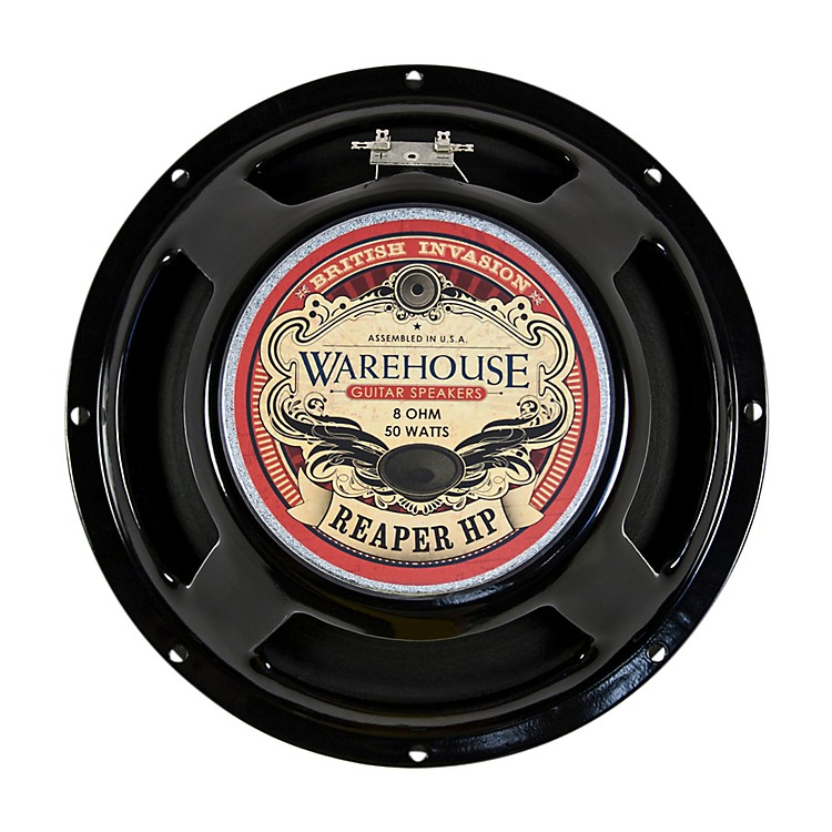 Warehouse Guitar Speakers Reaper HP 12