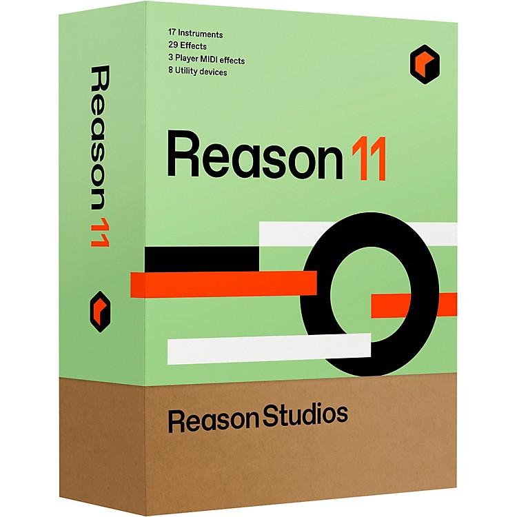 Reason StudiosReason 11 (Boxed)