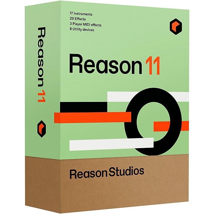Reason StudiosReason 11 EDU 10-User Network Multi-License (Boxed)