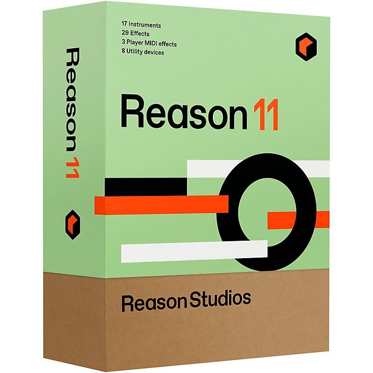 Reason StudiosReason 11 EDU 5-User Network Multi-License (Boxed)