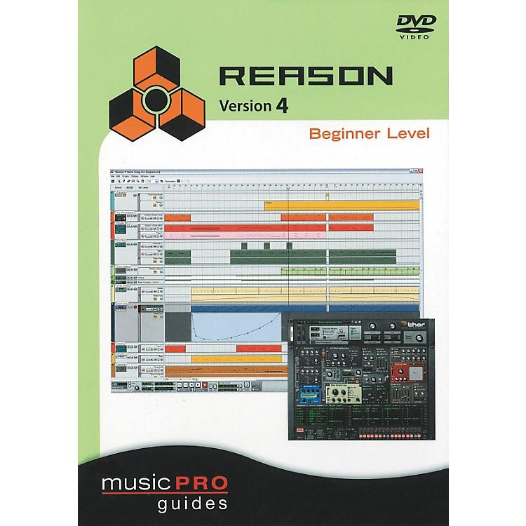 Hal LeonardReason 4 Beginner Level - Music Pro Series (DVD)