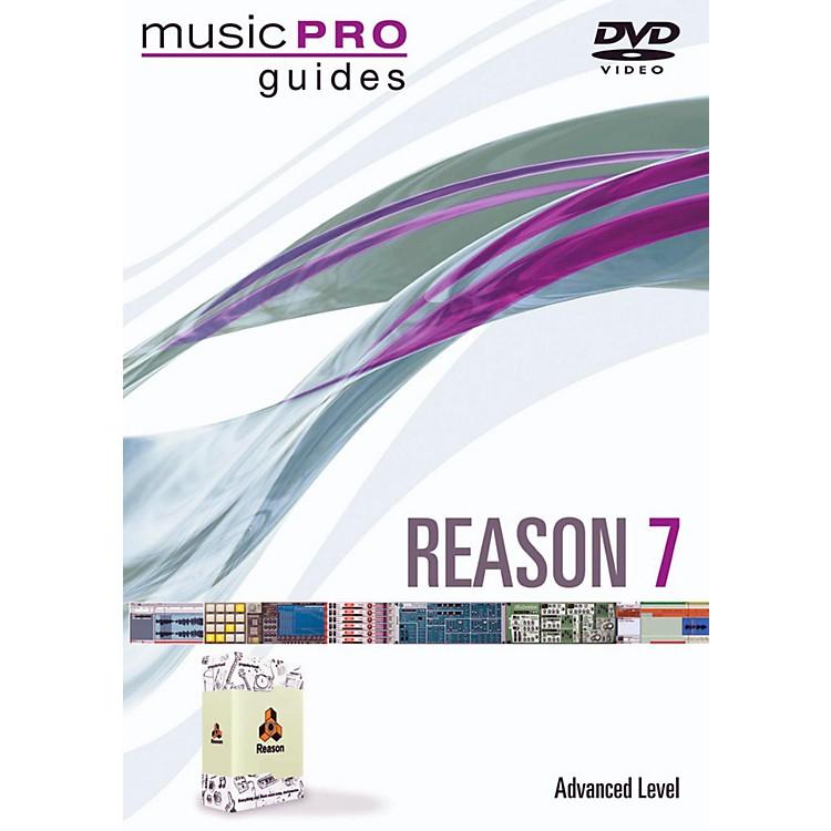 Hal LeonardReason 7 Advance Level DVD - Music Pro Guides Series