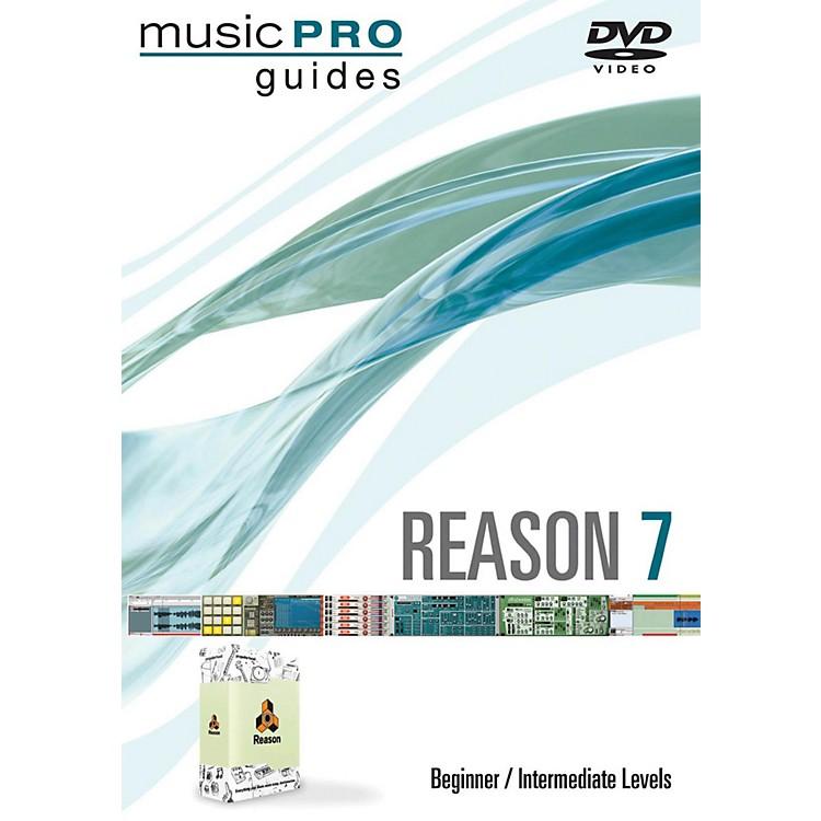 Hal LeonardReason 7 Beginner/Intermediate DVD Music Pro Series