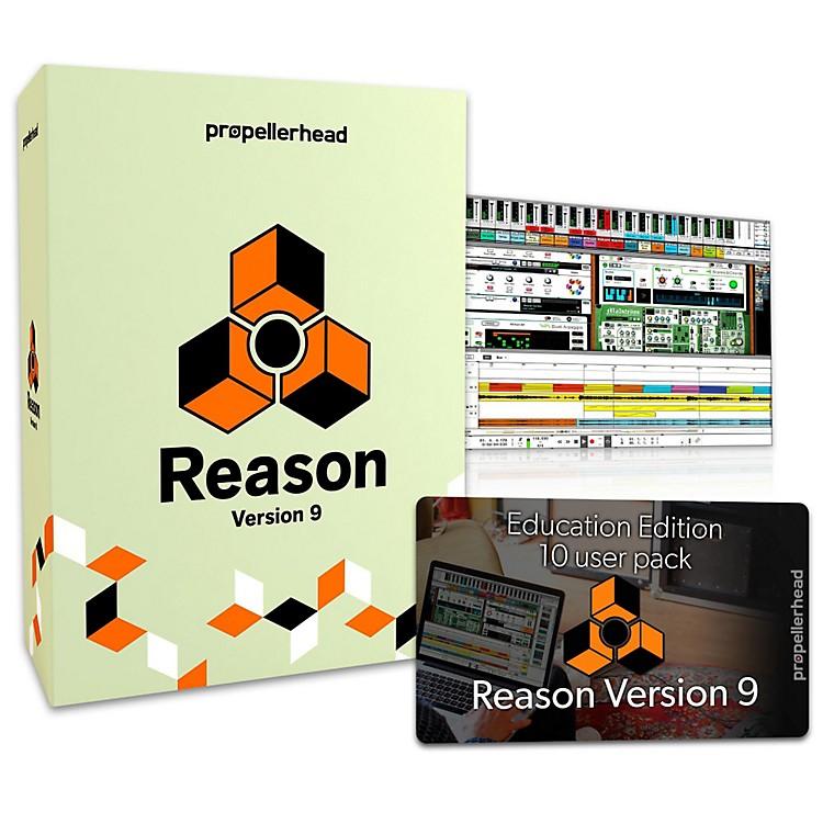 PropellerheadReason 9.5 EDU Multi-License Pack (10 Users)