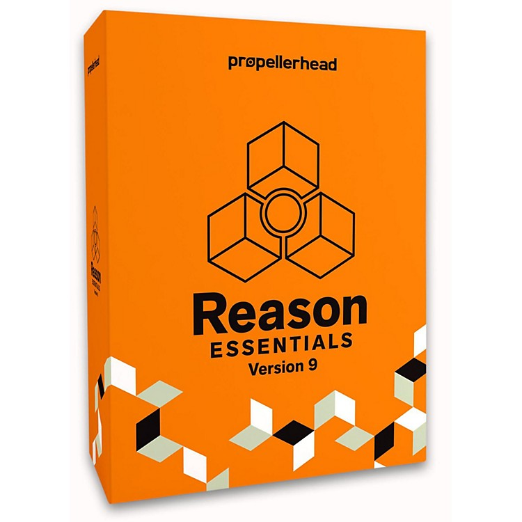 PropellerheadReason Essentials 9.5