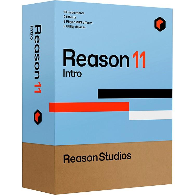 Reason StudiosReason Intro 11 (Boxed)