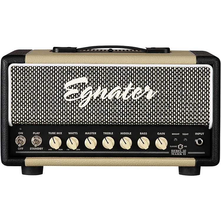 Egnater Rebel-20 Mark II 20W Guitar Tube Head
