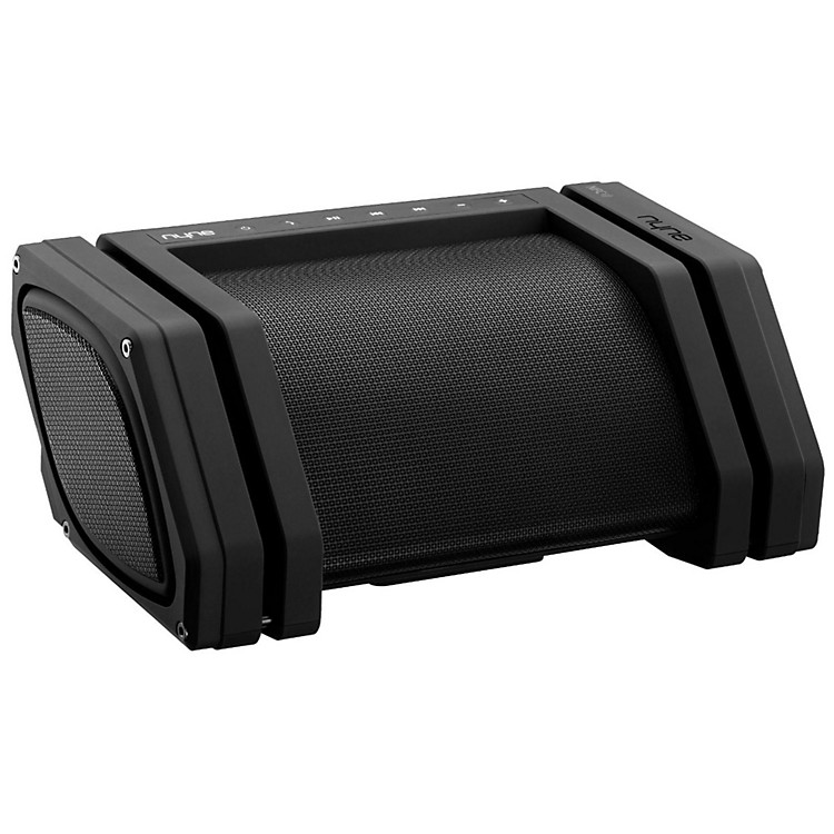 NYNE Rebel Wireless Bluetooth speaker Black