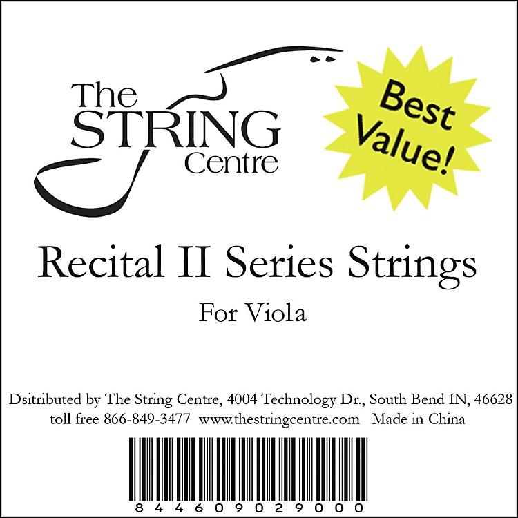 The String CentreRecital II Viola String Set15+ in.