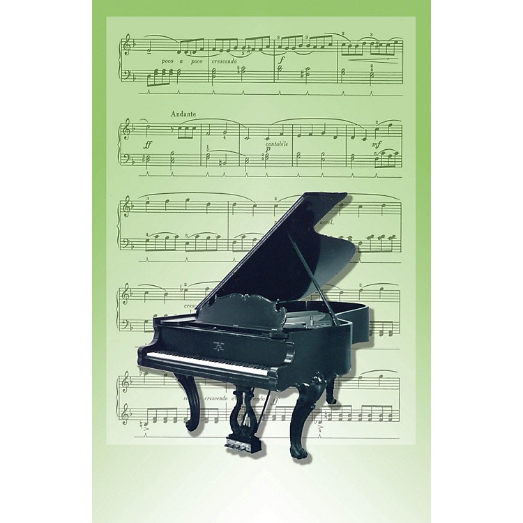SCHAUM Recital Program #40 - Classical Piano Educational Piano Series Softcover
