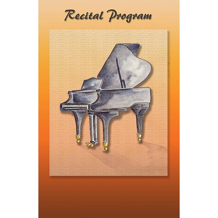 SCHAUMRecital Program #74 - Elegant Piano Educational Piano Series Softcover