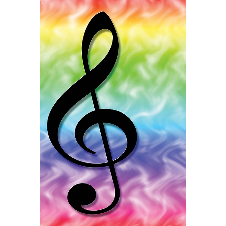 SCHAUMRecital Program #75 - Rainbow Treble Clef Educational Piano Series Softcover