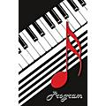 SCHAUM Recital Program #83 - Note & Keyboard Educational Piano Series Softcover