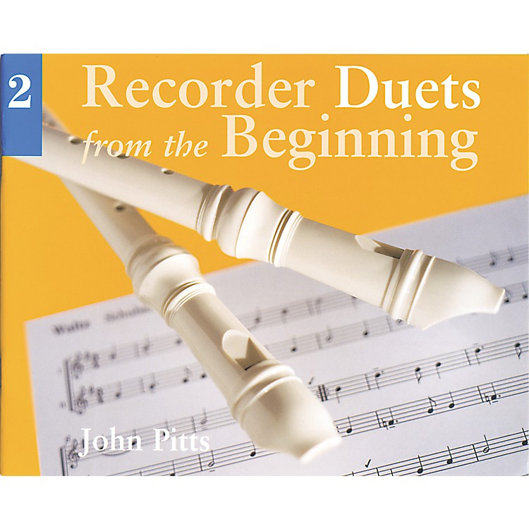 Music SalesRecorder Duets From the Beginning Book 2