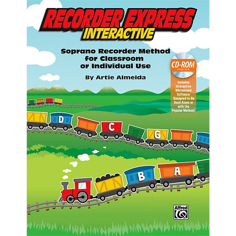 AlfredRecorder Express Interactive Interactive CD for Whiteboard