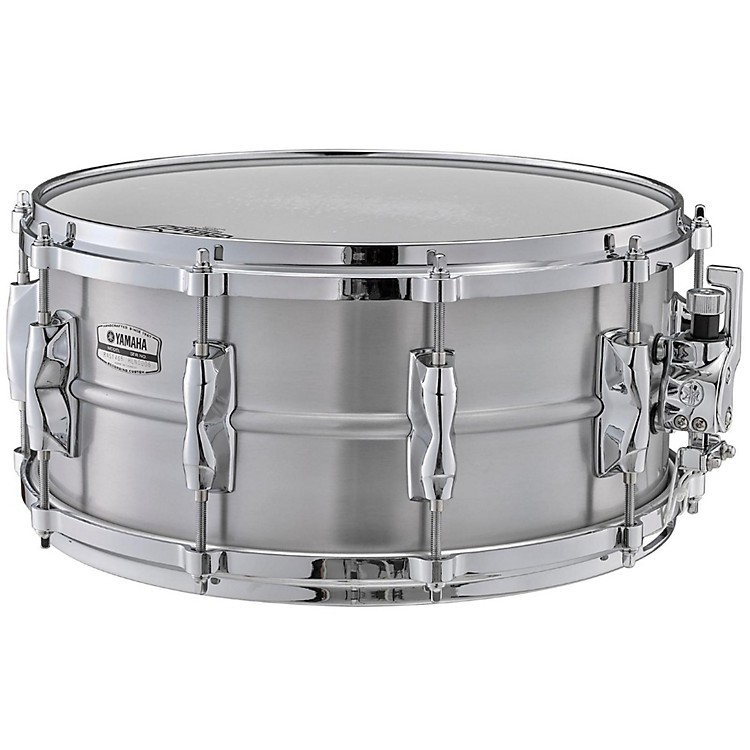 Yamaha Recording Custom Aluminum Snare Drum 14 x 6.5 in.
