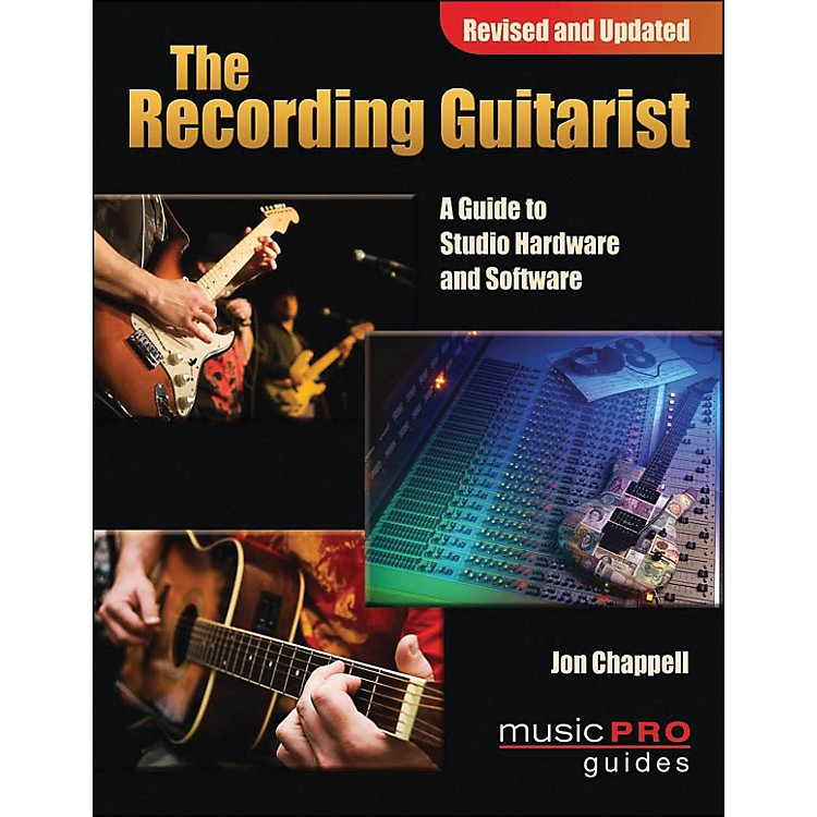 Hal LeonardRecording Guitarist Book