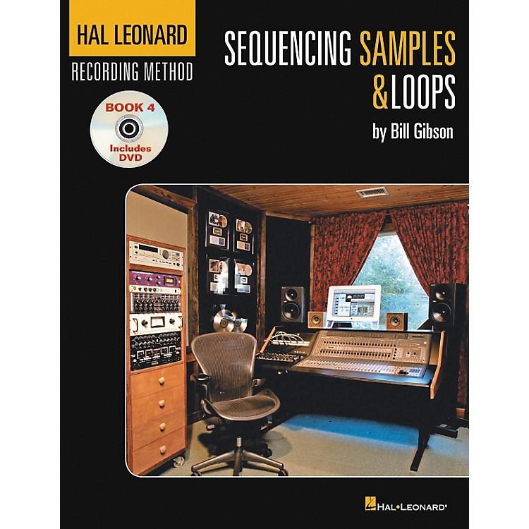 Hal LeonardRecording Method Book 4: Sequencing Samples & Loops (Book/DVD)