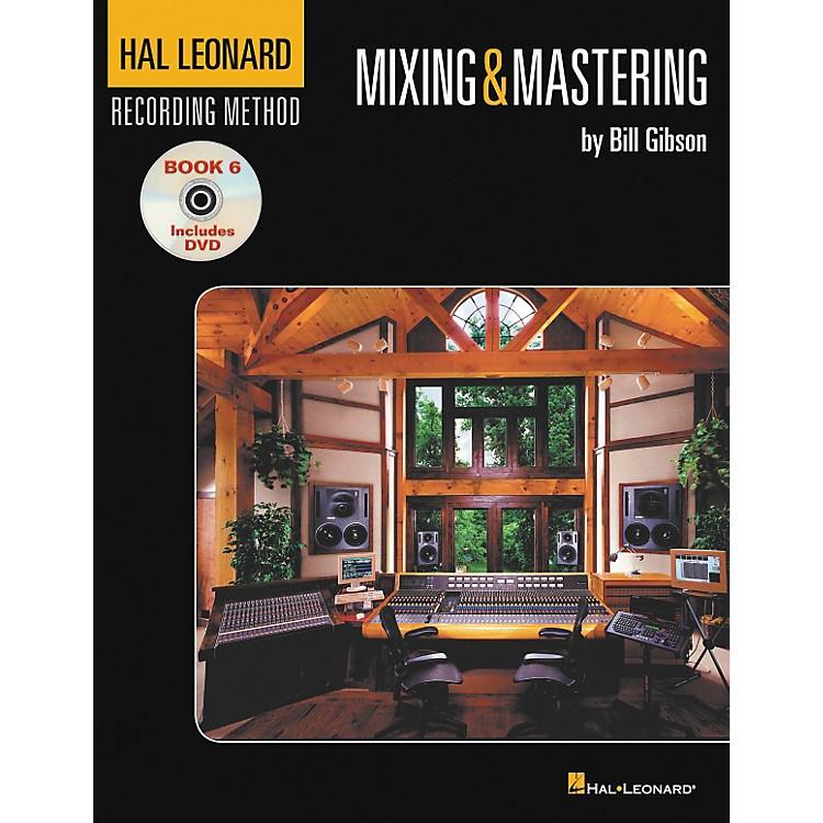 Hal LeonardRecording Method Book 6: Mixing & Mastering (Book/DVD)