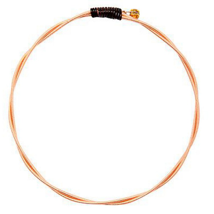 Wear Your Music Recycled Guitar String Bracelet Adult Small/Medium Epic Black