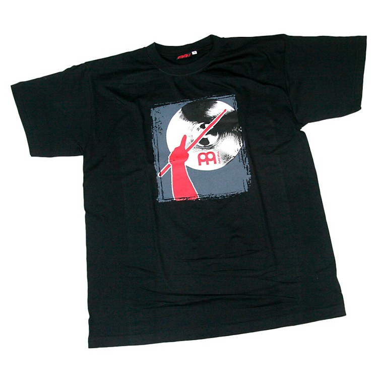Meinl Red Arm & Cymbal T-Shirt