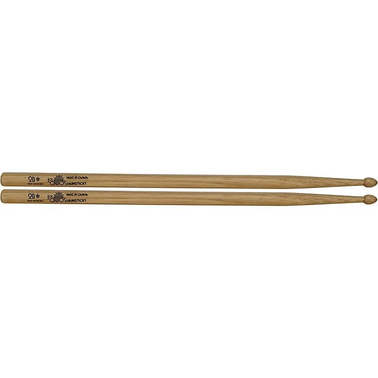 Los Cabos DrumsticksRed Hickory Center Cut Drum Sticks7A
