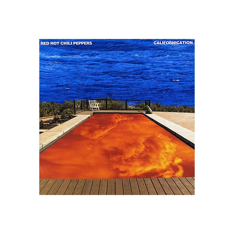 Alliance Red Hot Chili Peppers - Californication (CD)