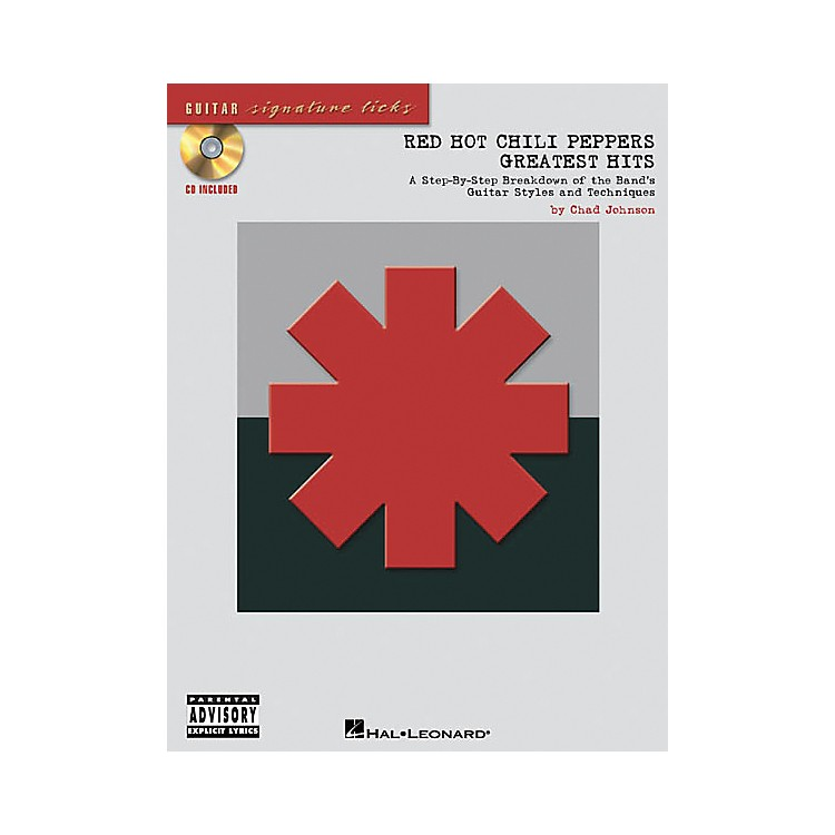Hal LeonardRed Hot Chili Peppers - Greatest Hits Book with CD