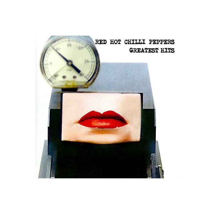 WEARed Hot Chili Peppers - Greatest Hits