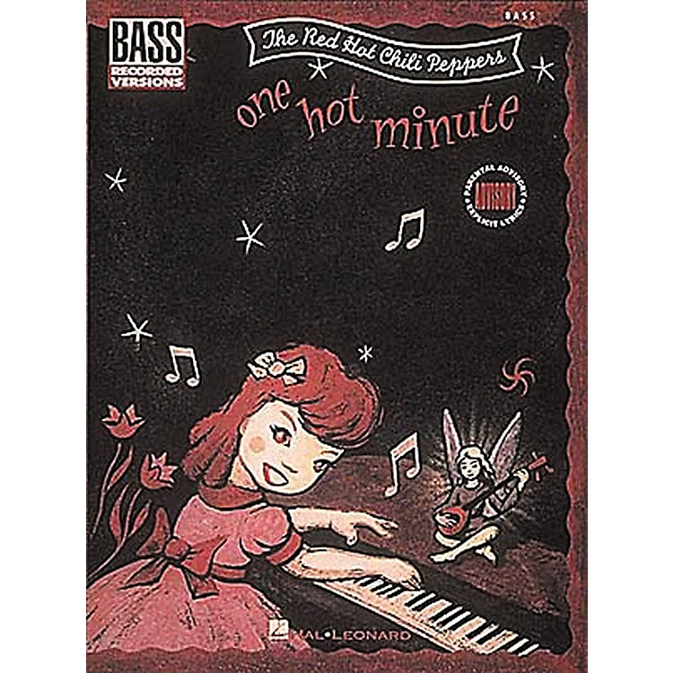 Hal LeonardRed Hot Chili Peppers - One Hot Minute (Bass)