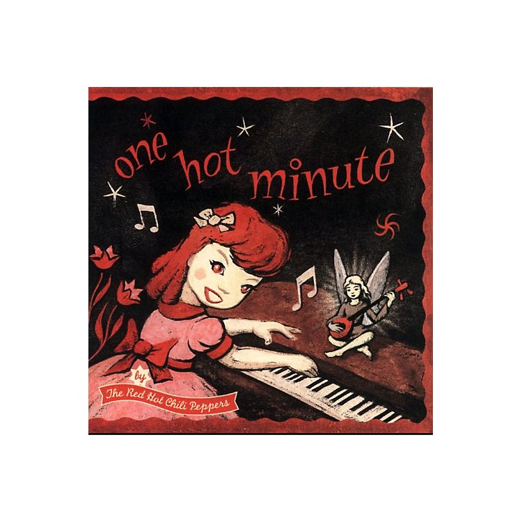 AllianceRed Hot Chili Peppers - One Hot Minute