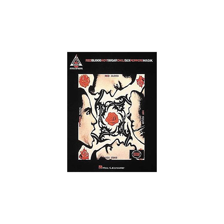 Hal LeonardRed Hot Chili Peppers Guitar Blood Sugar Sex Magik Guitar Tab Songbook