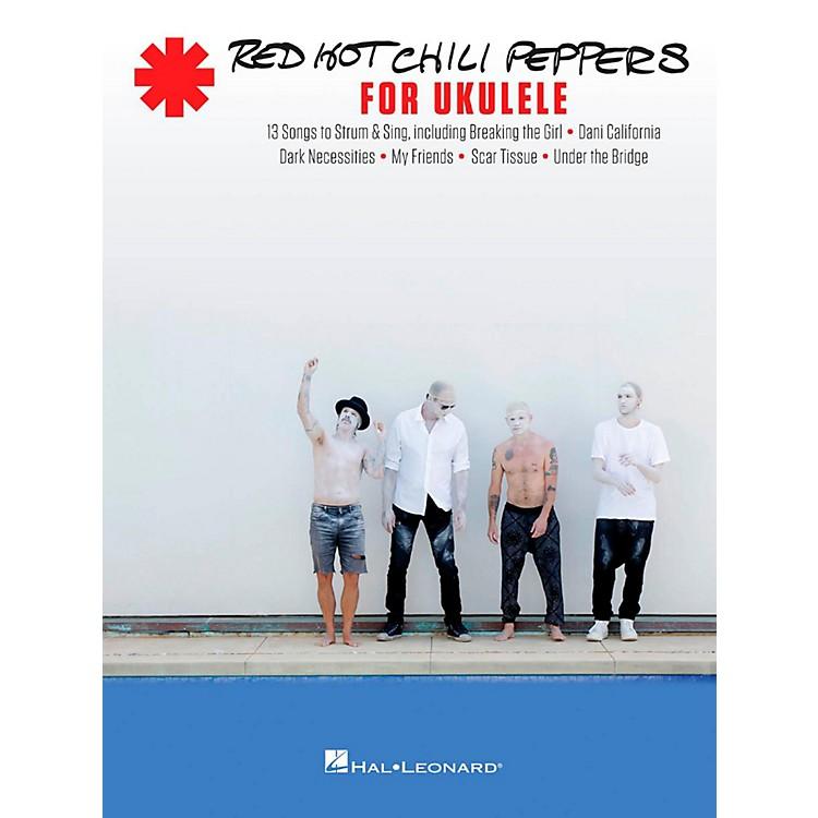 Hal LeonardRed Hot Chili Peppers for Ukulele