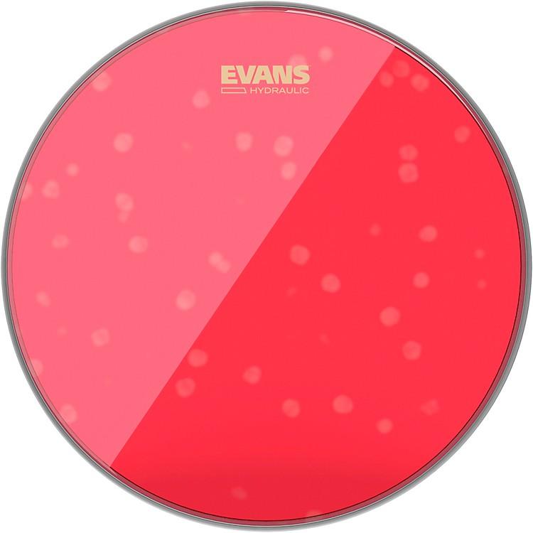 EvansRed Hydraulic Drum Head13 in.