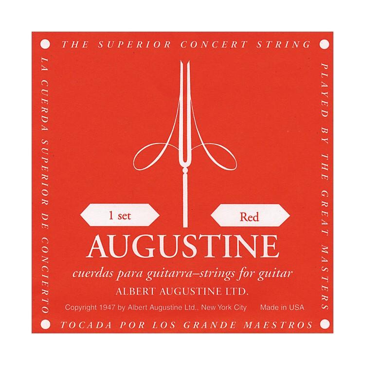 Albert AugustineRed Label Classical Guitar Strings