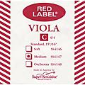 Super Sensitive Red Label Viola C String  Junior thumbnail